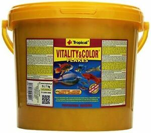 Tropical VITALITY & COLOR 5l/1KG Bucket