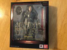 NIB Bandai S.H. Figuarts Star Wars The Last Jedi KYLO REN (IN-HAND US Seller)