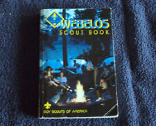 Webelos Scout Book by Boy Scouts of America Staff (1987, Paperback, Revised)