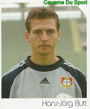 307 HANS-JORG BUTT GERMANY BAYER 04 LEVERKUSEN STICKER FUSSBALL 2004 PANINI