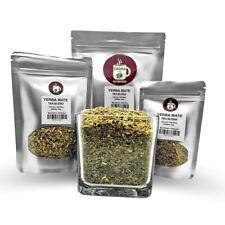 Premium Yerba Mate Herbal Loose Leaf Tea 100 % Natural