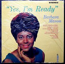 BARBARA MASON YES, I'M READY STEREO 2011 NOS, FACTORY SEALED ARCTIC 3040