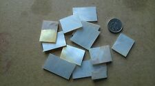 Vintage  Mother of Pearl Shell Blanks For Inlay 25g