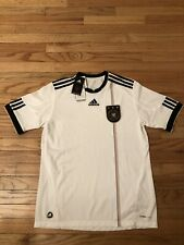 Team Germany 2011 Adidas Climacool Youth Soccer Jersey NWT Size XL