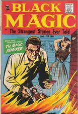 Black Magic Comic Book Vol 7 #6, Crestwood 1960 FINE