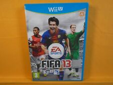 wii U FIFA 13 Join The Club Football Game EA Sports WiiU Nintendo PAL UK Version