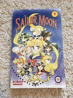 Sailor Moon Vol. 9 Graphic Novel by Naoko Takeuchi Tokyopop English Manga