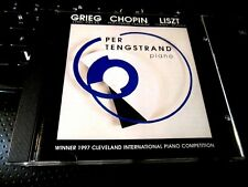 Grieg: Lyric Pieces; Chopin: Polonaise Fantaisie; Liszt by Per Tengstrand CD