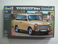 754| Bausatz Revell 1:24 - 07070 Trabant 601 Universal