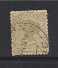 Victoria: 4d Qv Postage, Sg 438? This Ia The Perf 11 Cr Over A