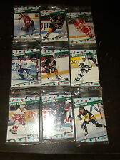 LOT OF 9 1991 SCORE SUMMER CONVENTION HOCKEY CARD UNOPENED PACKS ROY GRETZKY