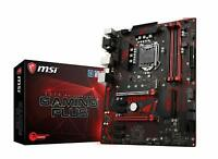 MSI Performance Intel 8th Gen LGA 1151 DDR4 ATX Motherboard (Z370 Gaming Plus)