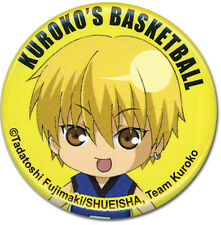 **License** Kuroko No Basuke Basketball SD Ryota Kise 1.25'' Button #16208