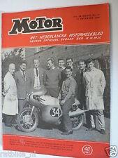 MO6046-EMC 125 CC EHRLICH HAVILLAND,GREEVES CROSSER 1961,VELOCETTE,NORTON,HONDA