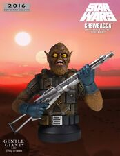 Sdcc 2016 Gg Exclusive: Star Wars - Chewbacca McQuarrie Concept Mini Bust, Mib