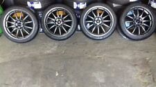 Team Dynamics Wheels with Tyres Astra