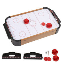 20 Inch Air Hockey Game Mini Table Top Fun Kids Teens Adults Party Indoor Gifts