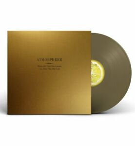 Atmosphere - When Life Gives You Lemons You Paint That Shit Gold RARE Gold Vinyl