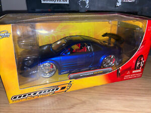 JADA Rare  1:24 Scale Mitsubishi Eclipse Option D Model.