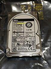 NUOVO Dell 0kv02 HGST HUC101812CSS200 1.2TB TB 2.5 12K 12GBPS 128MB SAS HDD