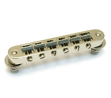 Schaller Nickel Nashville Tune-O-Matic Bridge Gibson Les Paul/SG® GB-0540-001