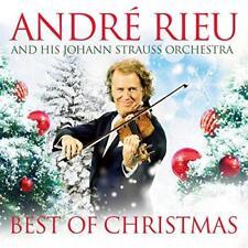 André Rieu Johann Strauss Orchestra - Best Of Christmas (NEW CD+DVD)