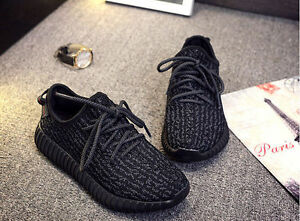 New YYeezy Fashion Men's Breathable Casual Boot Shoe