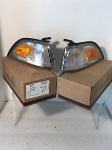 Toyota Corolla 1988-1992 Corner Light Lens Assembly's Drivers & Passengers Side