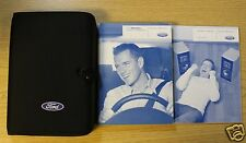 FORD MONDEO 2007-2013 HANDBOOK OWNERS MANUAL WALLET WITH AUDIO GUIDE D-481