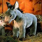 Donkey by Kosen  / Kösen - collectable plush soft toy - 2591