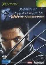 X-MEN 2   LA VENGEANCE DE WOLVERINE             -----   pour X-BOX