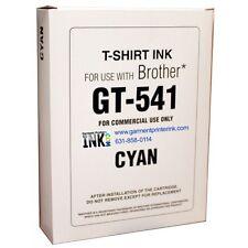 Brother Gt-541 250ml Cyan Ink Cartridge