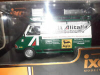 FIAT 242 ASSISTANCE LANCIA  ALITALIA IXO 1/43 RAC284X