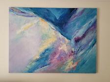 Mark Dickson Original (80x60) Color Field on Canvas