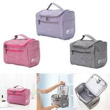 Ladies Wash Bags Toiletry Cosmetic Travel Make Up Bag Hanging Organizer UK sell