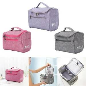 Ladies Wash Bags Toiletry Cosmetic Travel Make Up Bag Hanging Organizer UK sell