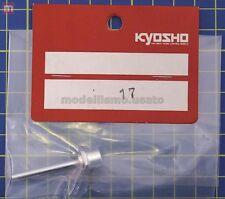 Kyosho ADJ-17 Pistone Platinum Damper Sub Piston Long modellismo