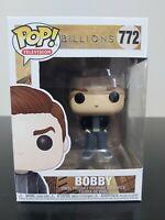 Television Funko Pop - Bobby - Billions - No. 772