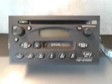 RADIO RECEIVER CD PLAYER CASSETTE DECK 2001 SATURN OPTION UP0 - TESTED!