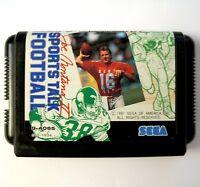 JOE MONTANA 2 II (JAP) Sports Talk Football Megadrive/ Game for Sega Mega Drive