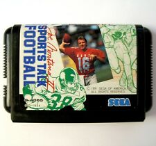 JOE MONTANA 2 II (JAP) Sports Talk Football Megadrive/ Game for Sega Mega Drive