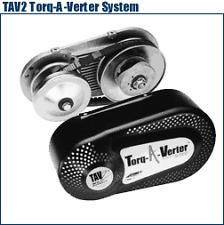COMET TAV2 Torque Converter GENUINE made in  USA  used on many Manco Dingo karts