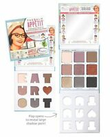 The Balm Balm Appetit Palette 2017 Holiday Limited Nine Eye Shadow Color Letters