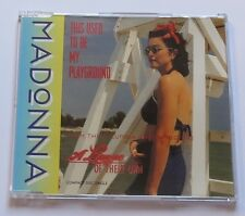 Madonna-This Used To be My Playground-CD MAXI SINGLE