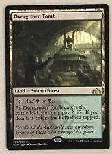 MTG Overgrown Tomb