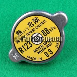 RADIATOR CAP FITS FIAT ARGENTA 132D 2.0L 4 CYL 1983-1985
