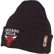 Mitchell and Ness Chicago Bulls Beanie Eu175 CHIBUL BLK