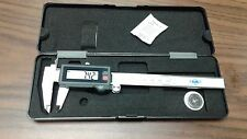 "6"" /150mm IP67 WATER-PROOF ELECTRONIC DIGITAL CALIPER--X-LARGE SCREEN #201-IP67"
