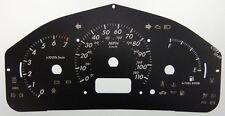 Lockwood Toyota Wish BLACK Dial Conversion Kit C1193