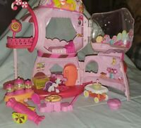 My Little Pony Ponyville Sweetie Belle's Gumball House + Pony and Accessories